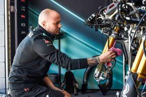 SIC Racing Team mechanic
