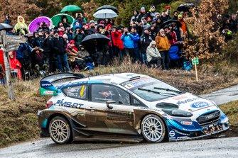 Эсапекка Лаппи и Янне Ферм, M-Sport Ford WRT, Ford Fiesta WRC