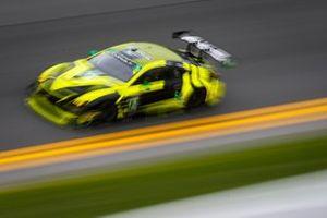 #12 AIM Vasser Sullivan Lexus RC-F GT3, GTD: Frankie Montecalvo, Townsend Bell, Shane van Gisbergen, Aaron Telitz