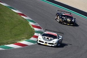 #47 Ferrari 488 Challenge, Ferrari Budapest: Adam Carroll