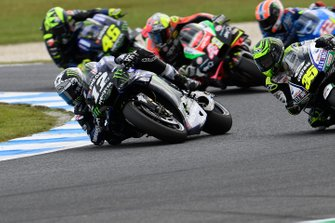 Renn-Action auf Phillip Island