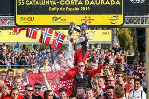 Wereldkampioen Ott Tänak, Toyota Gazoo Racing