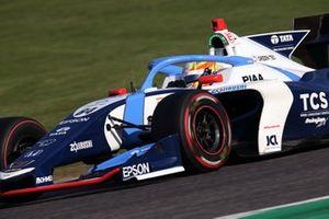 Алекс Палоу, TCS Nakajima Racing