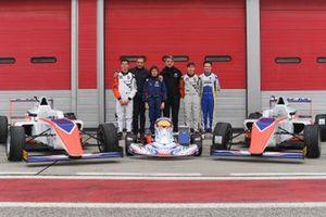 Presentazione AKM Motorsport