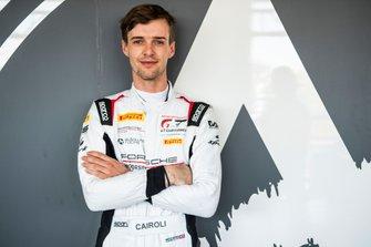 #912 Absolute Racing Porsche GT3 R: Matteo Cairoli