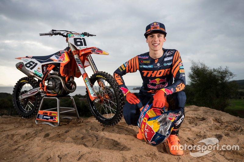 Jorge Prado, Red Bull KTM MXGP