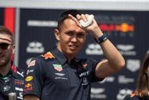 Alex Albon, Red Bull Racing