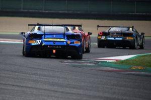 #107 Ferrari 488 Challenge, Formula Racing: Ken Abe
