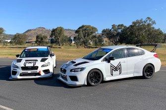 Milldun Motorsport Subaru WRX TCRs