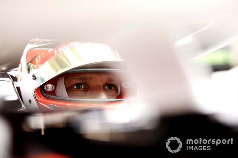 Kevin Magnussen, Haas F1 Team VF-20