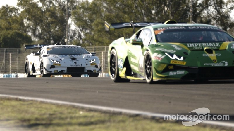 Lamborghini Squadra Corse car