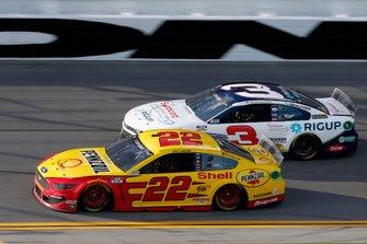 Joey Logano, Team Penske, Ford Mustang Shell Pennzoil #3: