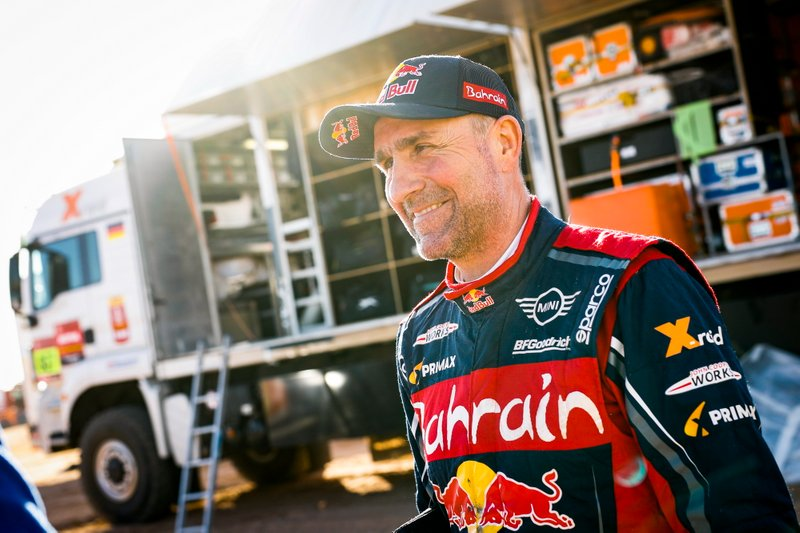 #302 JCW X-Raid Team: Stephane Peterhansel