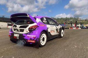 Скриншот компьютерной игры DiRT Rally 2.0