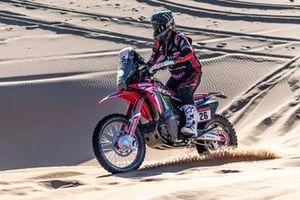 #26 Monster Energy Honda Team: Aaron Mare
