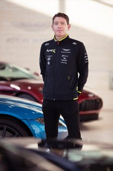 Richard Westbrook, Aston Martin Racing