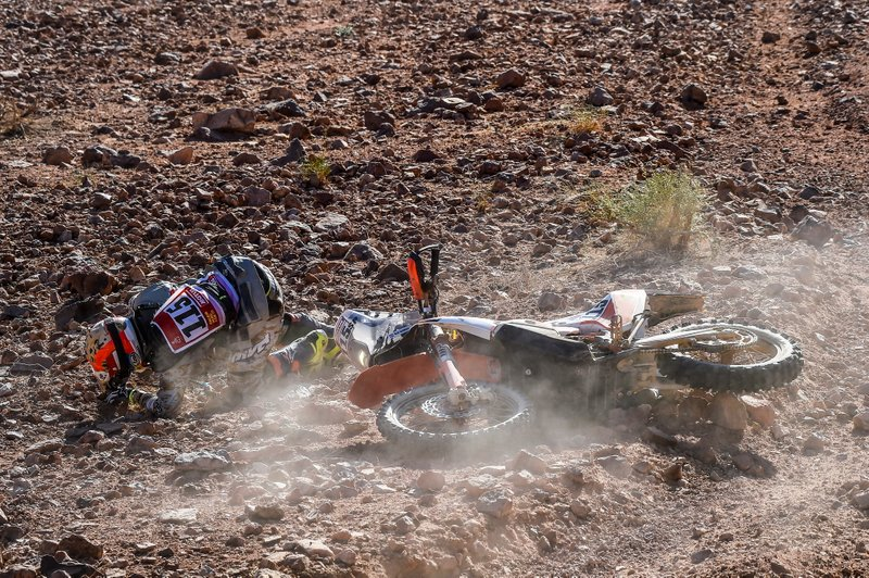 #115 KTM: Olaf Harmsen