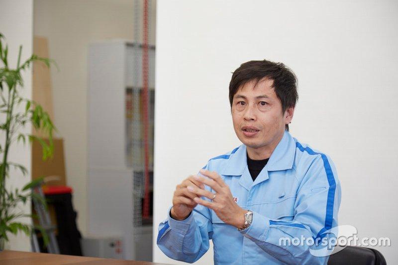Yamaha MotoGPgroupleader-Takahiro Sumi