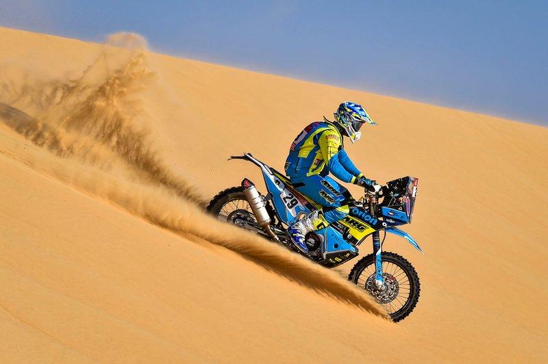 #29 KTM: Milan Engel