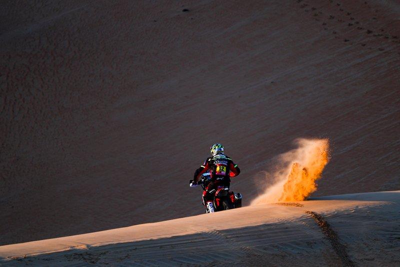#12 Monster Energy Honda Team: Joan Barreda Bort