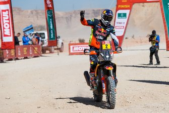 Маттиас Валькнер, Red Bull KTM Factory Team, KTM 450 Rally (№2)