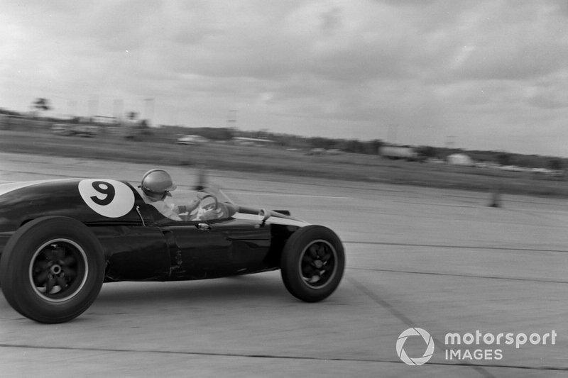 Bruce McLaren, Cooper T51 Climax, 1959 USA GP
