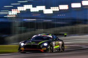 #48 HTP Motorsport Mercedes AMG GT3: Maximilian Goetz, Dominik Baumann, Al Zubair Al Faisal