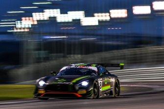 #48 HTP Motorsport Mercedes AMG GT3: Maximilian Götz, Dominik Baumann, Al Zubair Al Faisal