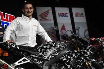 Leon Haslam, Honda WSBK Team