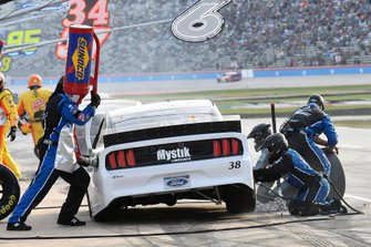 David Ragan, Front Row Motorsports, Ford Mustang Mystik Lubricants