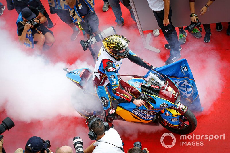Alex Márquez - Campeón del mundo de Moto2