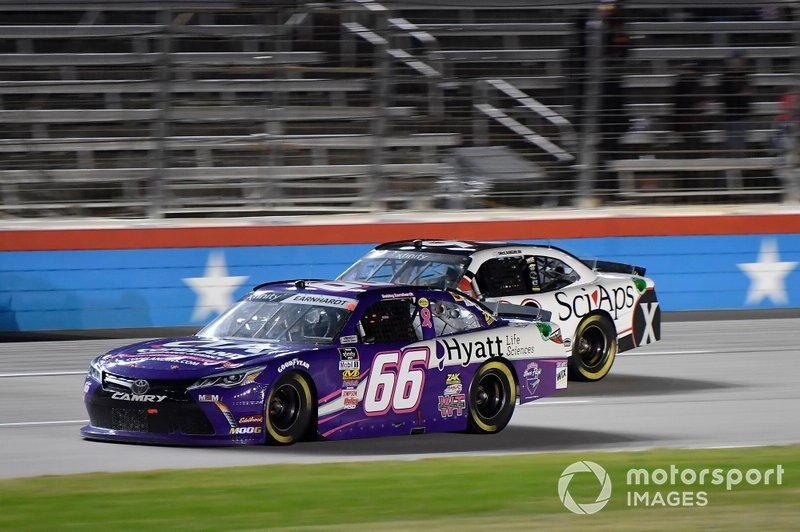 Bobby Earnhardt, Motorsports Business Management, Toyota Supra CIA / Hyatt Life Sciences, C.J. McLaughlin, RSS Racing, Chevrolet Camaro RSS Racing