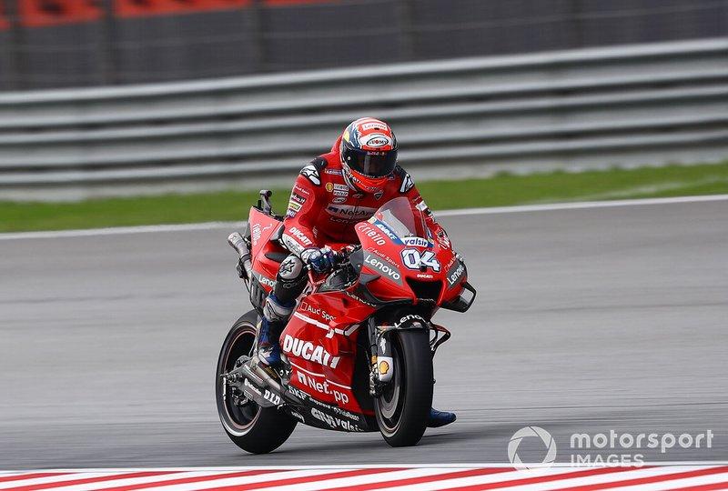 Andrea Dovizioso, Ducati Team, Malaysian MotoGP 2019