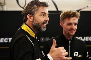 #56 Team Project 1 Porsche 911 RSR: Egidio Perfetti, Laurents Horr, Matteo Cairoli