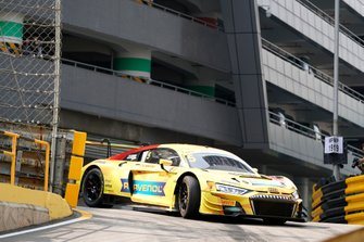 #5 Phoenix Racing Audi R8 LMS: Christopher Haase