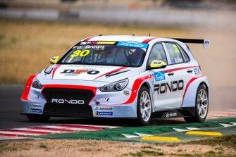 Will Brown, HMO Customer Racing Hyundai