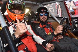 Fernando Alonso, Matias Rossi, Toyota Corolla Súper TC2000