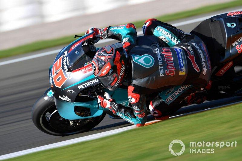 1 - Fabio Quartararo, Petronas Yamaha SRT