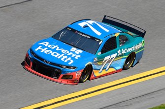 Ross Chastain, Spire Motorsports, Chevrolet Camaro AdventHealth