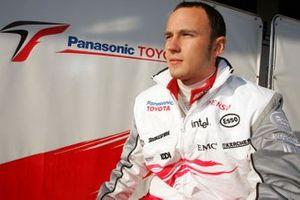 Franck Perera, Toyota