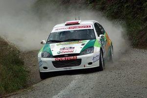 Tomasz Kuchar / Maciej Szcepani, Ford Focus RS WRC 02
