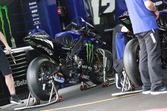 Motor van Maverick Vinales, Yamaha Factory Racing
