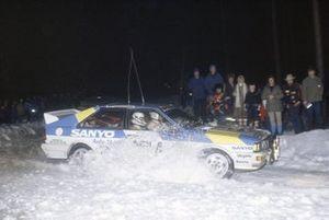 Stig Blomqvist, Bjorn Cederberg, Audi Quattro