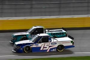 Johnny Sauter, ThorSport Racing, Ford F-150 Tenda, Tanner Gray, DGR-Crosley, Ford F-150 Ford | Ford Performance