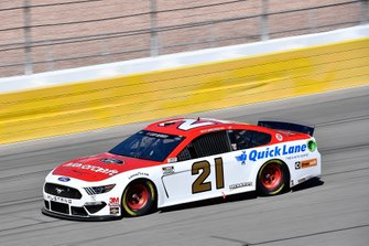 Matt DiBenedetto, Wood Brothers Racing, Ford Mustang Motorcraft/Quick Lane