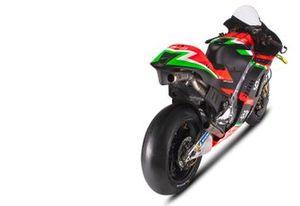 Motor van Aprilia Racing Team Gresini