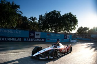 Эдоардо Мортара, Venturi Racing, Mercedes-Benz EQ Silver Arrow 01