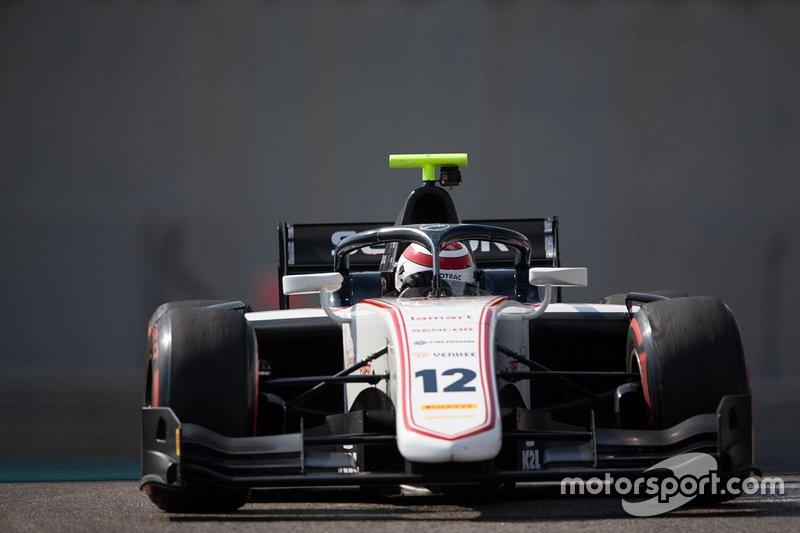 F2: A estreia de Pedro Piquet