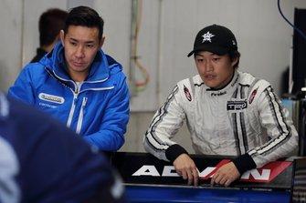 小林可夢偉 Kamui Kobayashi 国本雄資 Yuji Kunimoto(carrozzeria Team KCMG)