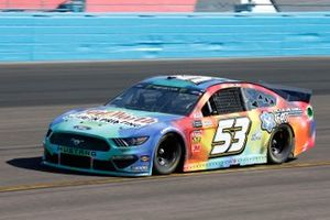 J.J. Yeley, Rick Ware Racing, Ford Mustang FACTOR ONE SOURCE FAST PHARMACY